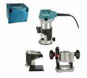 Makita RT0700CX2J + Trimmer + MAKPAC
