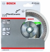 Bosch Diamanttrennscheibe 125mm Best for HardCeramic