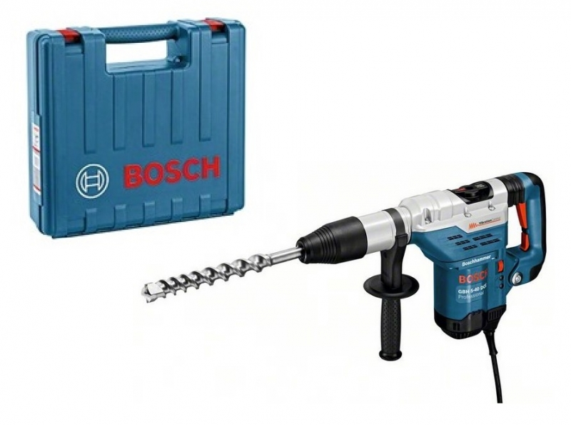 Bosch GBH 5-40 DCE Bohrhammer SDS-Max Professional + Koffer