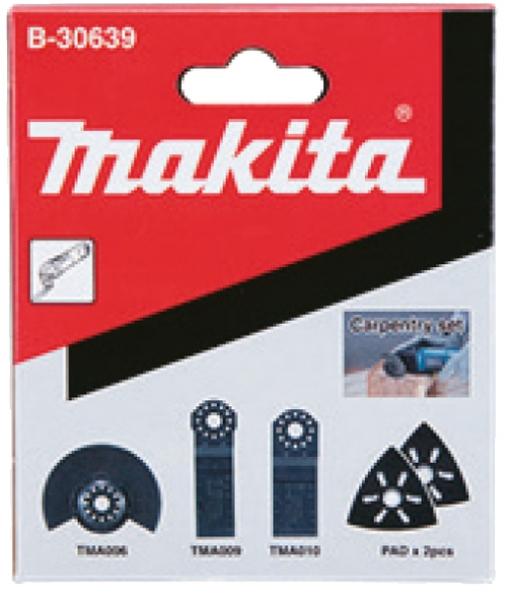 Makita Schreiner-Set 1 B-30639